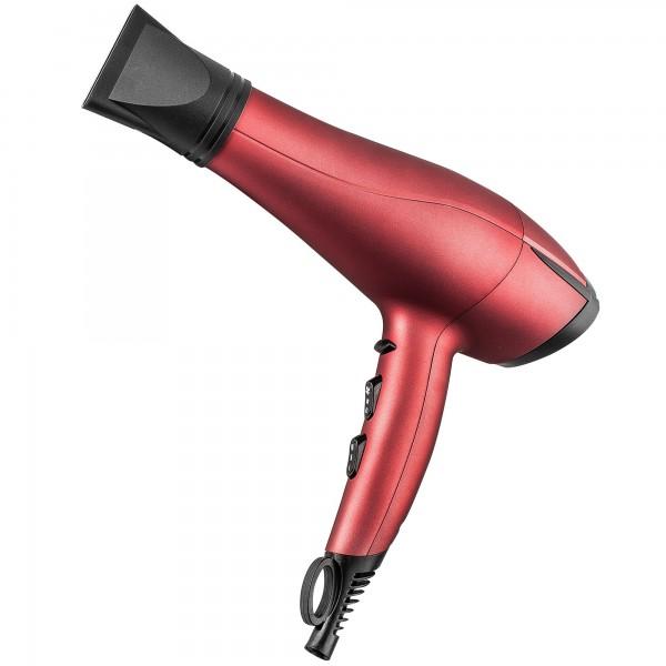Secador pelo kuken 2400w ac rojo