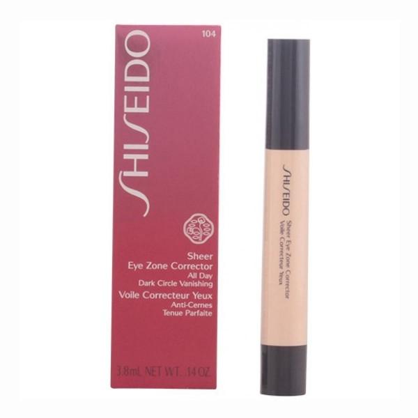 Shiseido sheer eye zone corrector 104