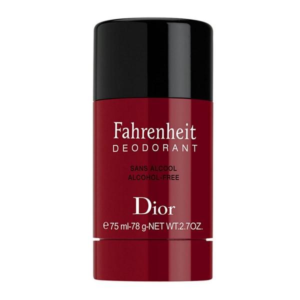 Dior fahrenheit desodorante sin alcohol stick 75gr.