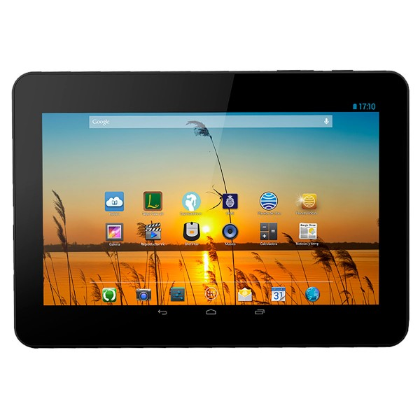 Bq livingstone 3n bienestar tablet wifi 10.1'' ips hd/4core/16gb/1gb ram/5mp/2mp